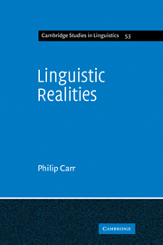 Linguistic Realities