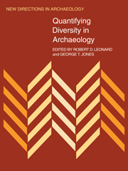 Quantifying Diversity in Archaeology