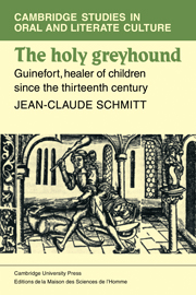 The Holy Greyhound