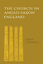 The Church in Anglo-Saxon England