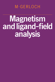 Magnetism and Ligand-Field Analysis