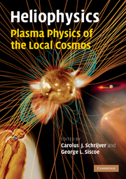 Heliophysics: Plasma Physics of the Local Cosmos