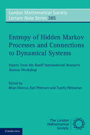 Entropy of Hidden Markov Processes and Connections to Dynamical Systems