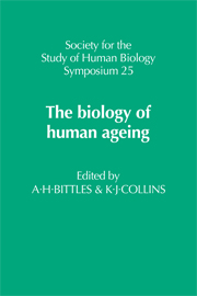 The Biology of Human Ageing