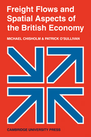 Freight Flows and Spatial Aspects of the British Economy