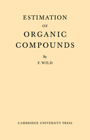 Estimation Organic Compounds