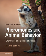 Pheromones and Animal Behavior
