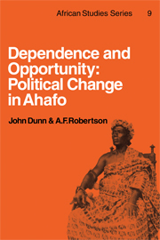 Dependence and Opportunity