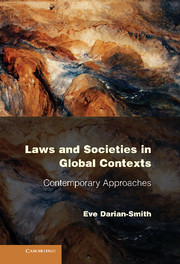 Laws and Societies in Global Contexts