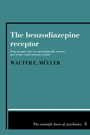 The Benzodiazepine Receptor