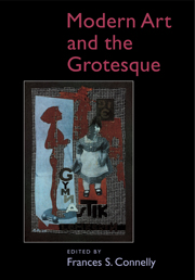 Modern Art and the Grotesque