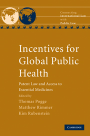 Incentives for Global Public Health
