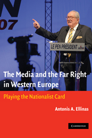 The Media and the Far Right in Western Europe