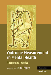 Outcome Measurement in Mental Health