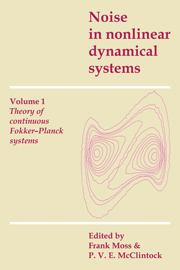 Noise in Nonlinear Dynamical Systems