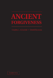 Ancient forgiveness edited by charles l griswold ancient forgiveness fandeluxe Gallery