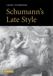 Schumann's Late Style