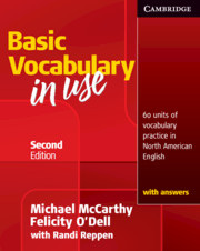 Vocabulary in Use 2nd Edition