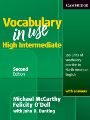 Vocabulary in Use High Intermediate