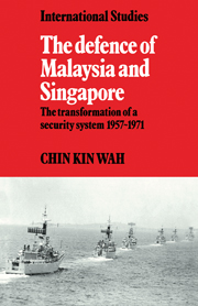 The Defence of Malaysia and Singapore