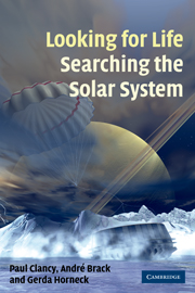 Looking for Life, Searching the Solar System