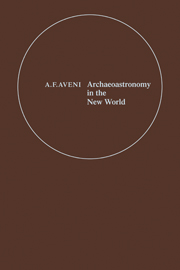 Archaeoastronomy in the New World