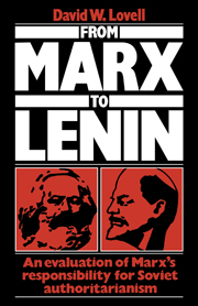 From Marx to Lenin