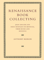 Renaissance Book Collecting