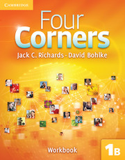 Four Corners 1B Workbook B
