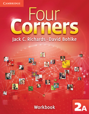 Four Corners Level 2 Workbook A