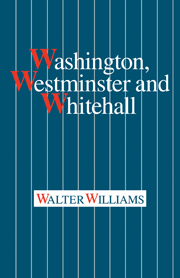 Washington, Westminster and Whitehall