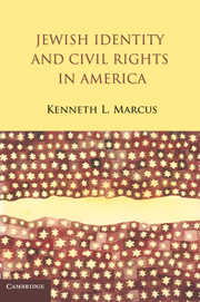 Jewish Identity and Civil Rights in America