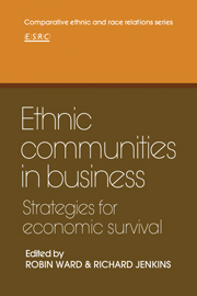 Ethnic Communities in Business