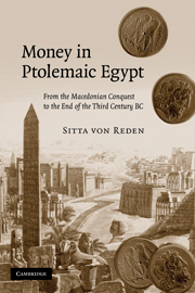 Money in Ptolemaic Egypt
