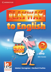 Playway to English Level 2 DVD NTSC