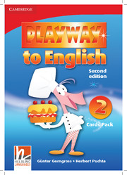 Playway to English Level 2 Flash Cards Pack