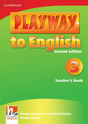 Playway to English Level 3 Teacher's Book