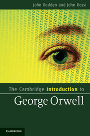 The Cambridge Introduction to George Orwell