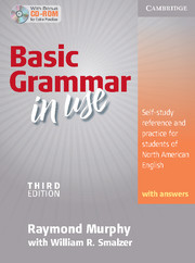 Basic Grammar in Use 3rd Edition