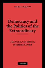 Democracy and the Politics of the Extraordinary