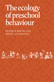 The Ecology of Preschool Behaviour