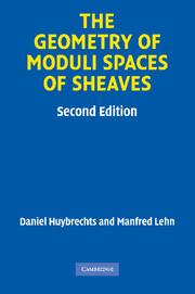 The Geometry of Moduli Spaces of Sheaves