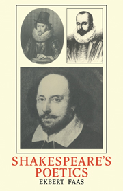 Shakespeare's Poetics