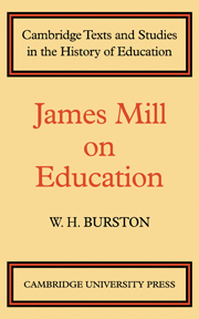 James Mill on Education