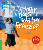 Why Does Water Freeze? Level 3
