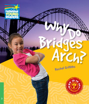 Why Do Bridges Arch? Level 3