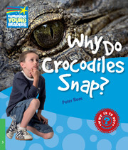 Why Do Crocodiles Snap? Level 3