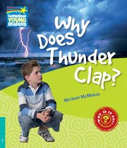 Why Does Thunder Clap? Level 5