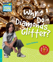 Why Do Diamonds Glitter? Level 5