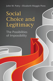 Social Choice and Legitimacy